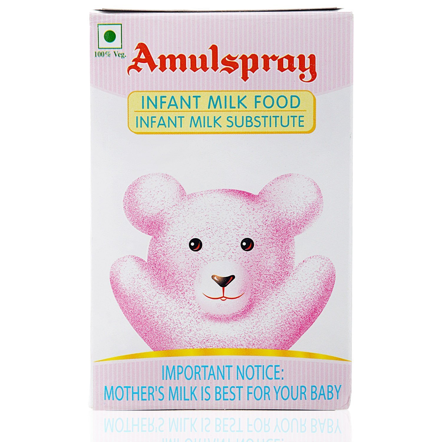 Amul Spray Infact Milk 500 gm