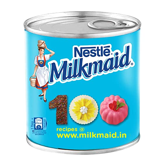 Nestle Milkmaid Sweetened Condensed Milk 400 gm