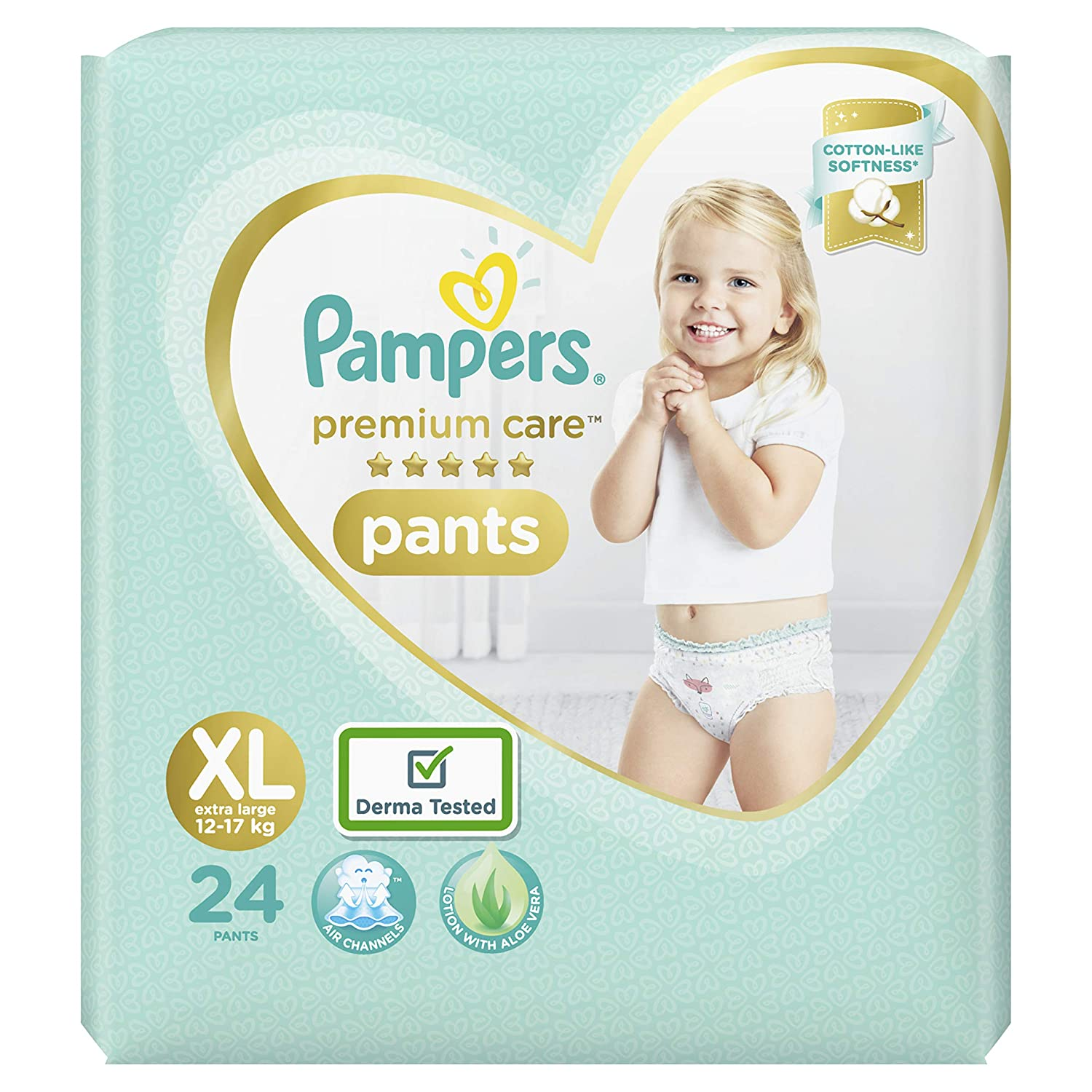 Pampers Premium Care Xtra Large - 24 Diaper Pants