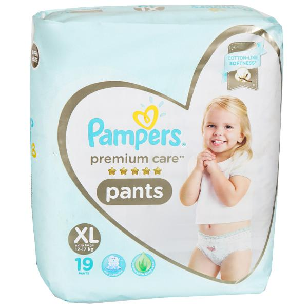 Pampers Premium Care Xtra Large - 19 Diaper Pants