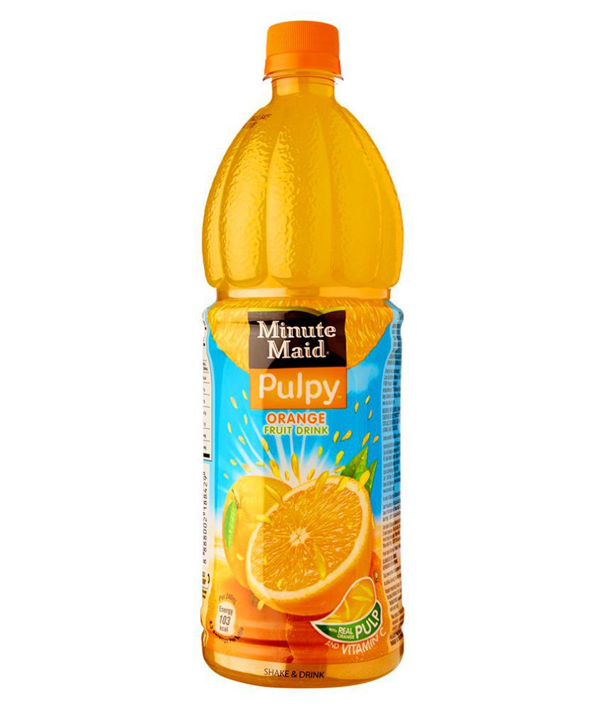 Minute Maid Pulpy Fruit Drink 1 lt.