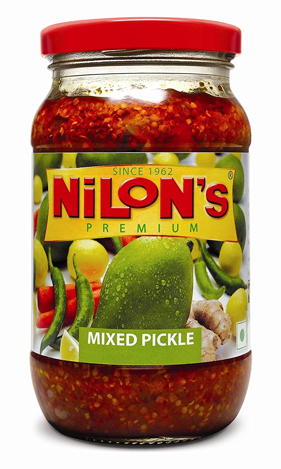 Nilon's Premium Mixed Pickle 400 gm