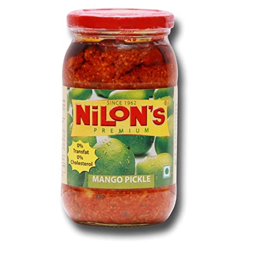 Nilon's Mango Pickle 400 gm