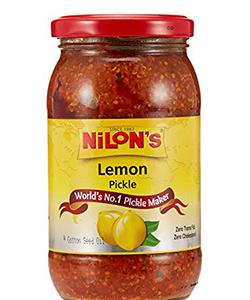 Nilon's Lemon Pickle 400 gm