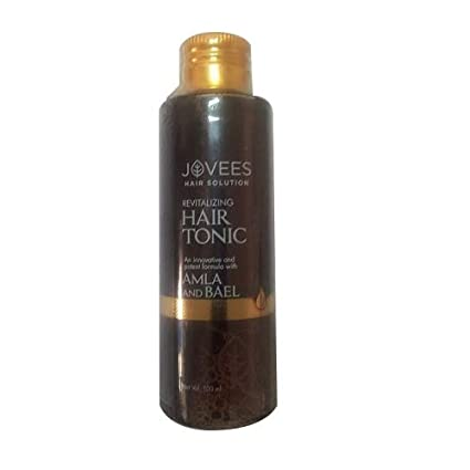 Jovees Amla and Bael Revitalising Hair Tonic, 100ml