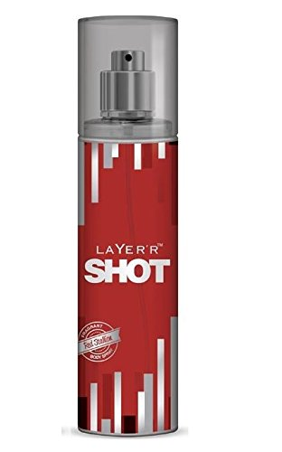Layer'r Shot Deodrant, Red Stallion, 135ml