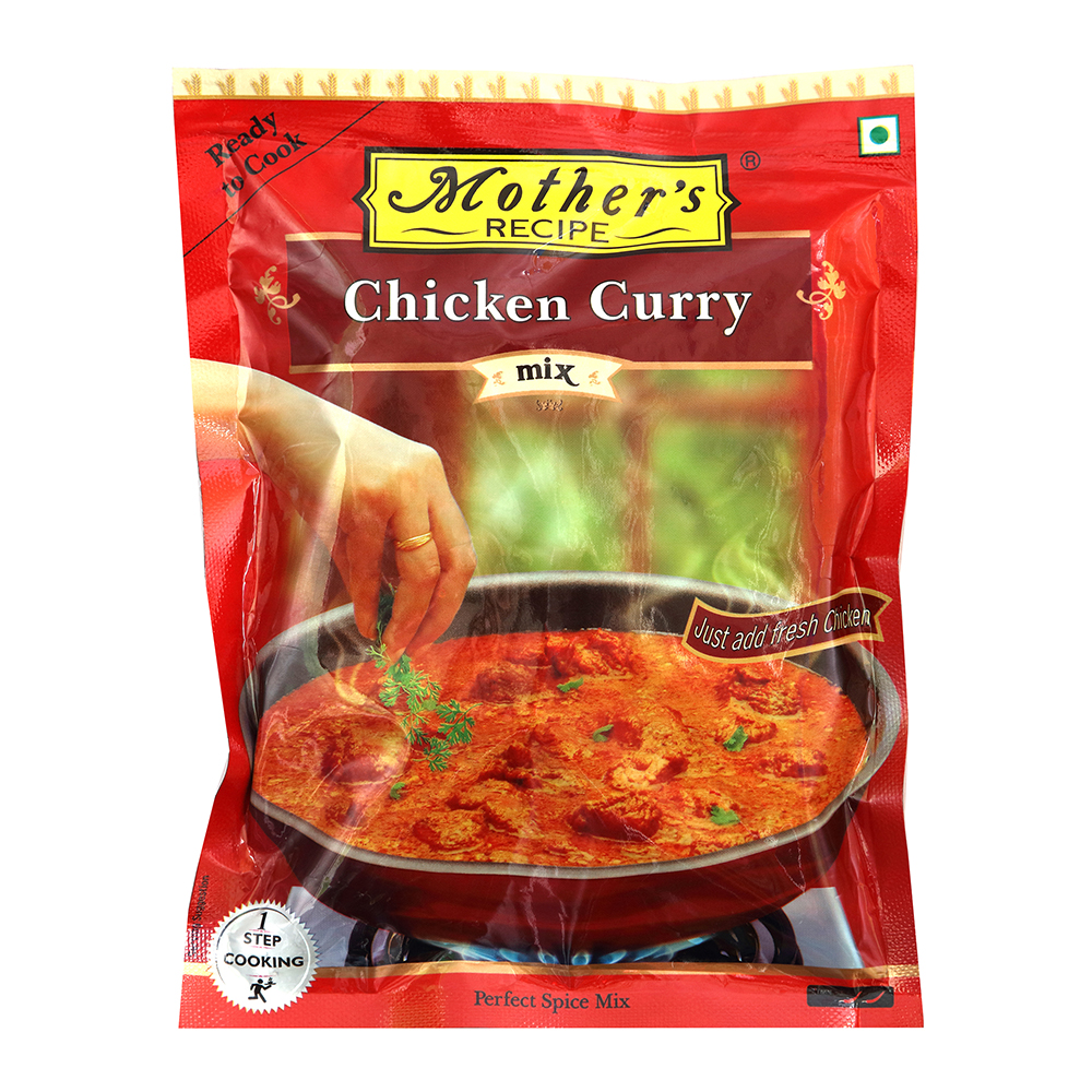 Mother's Chicken Curry Mix 80 gm