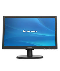 Lenovo 18.5-inch HD Monitor