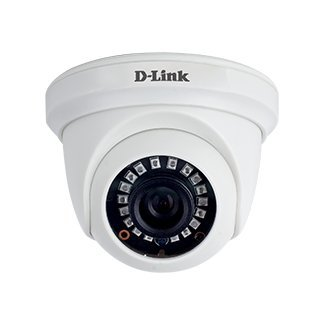 D-Link 2 MP DCS-F5612-L1 (2MP Fixed IP Dome Camera) for Indoor