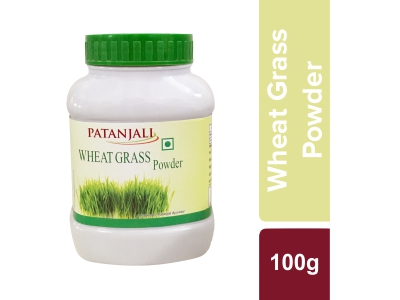 PATANJALI WHEAT GRASS POWDER 100 GM